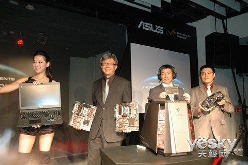 computex2012:华硕rog全系列新品发布图片