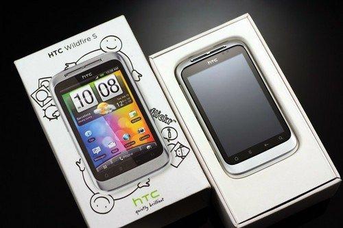 小巧淑女范儿 HTC Wildfire S仅1180元