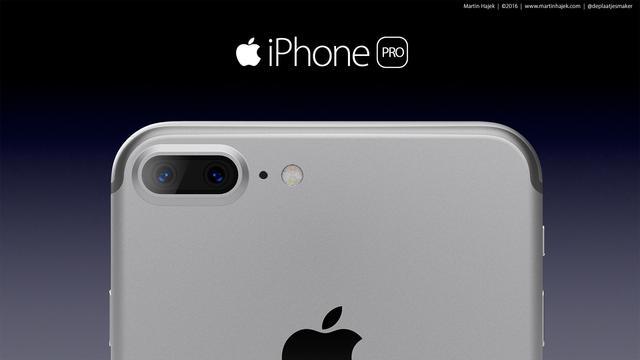 iPhone 7 Plus模具图泄露 大电池+双镜头设计