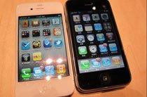 苹果iPhone 4对比3GS