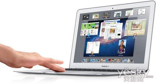 苹果重启Apple Store 新MacBook Air已上市