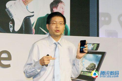 华硕PadFone变形手机预售 套装4989元