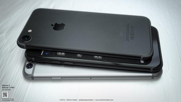 苹果终于开窍 传iPhone 7电池还将扩容12.5%