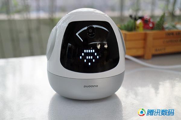 布丁机器人评测:会卖萌的家用智能摄像头