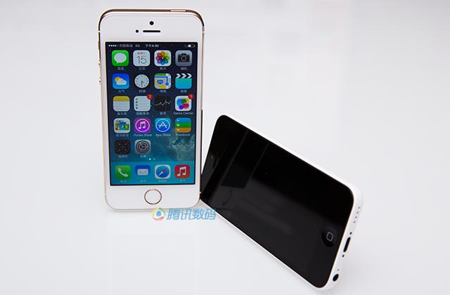 移动4G版iPhone 5s/5c上手:速度改变体验