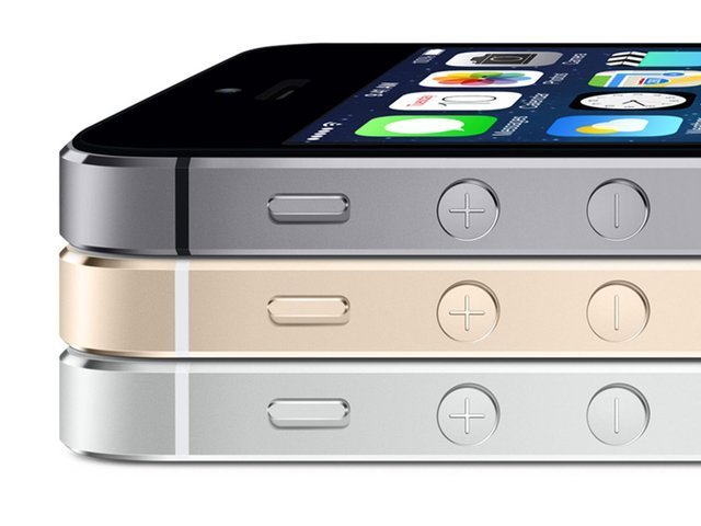 每台iPhone 5s需要600个工人参与制造