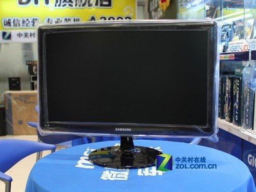 HDMI+遥控功能 三星24吋全高清2170元