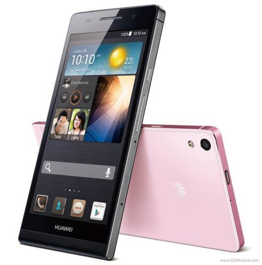 Foreign media evaluation Huawei Ascend P6 hardware moderation no highlights