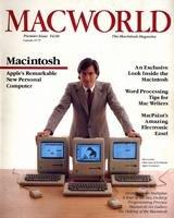 1984年的《MacWorld》创刊号
