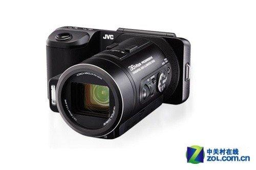 支持1080/60p JVC发布背照CMOS新品DV