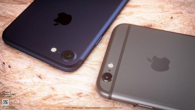 别指望iPhone 7外形有不同 大变脸得等明年