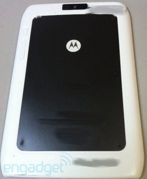 摩托罗拉Xoom 2平板电脑谍照曝光(图)