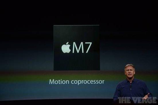iPhone 5S配M7协处理器 耐克成首个吃螃蟹者