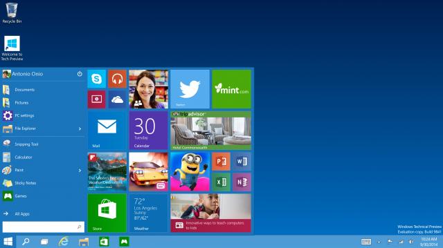 Windows 8和Windows 10之间的八大区别的照片 - 2