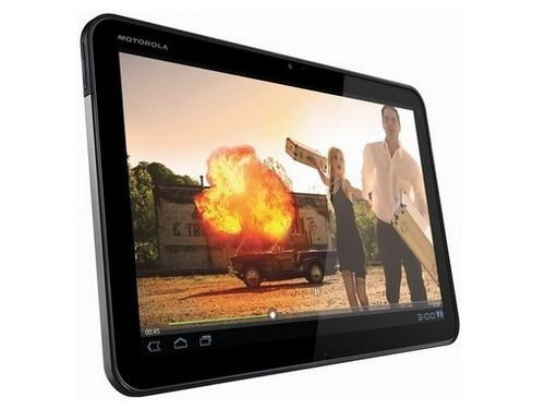 Wi-Fi版摩托罗拉XOOM将上市 挑战iPad 2