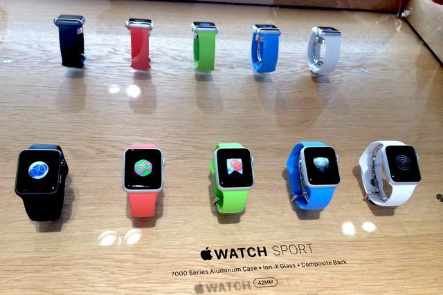 Apple Watch这样卖:顾客试戴时间只有15分钟