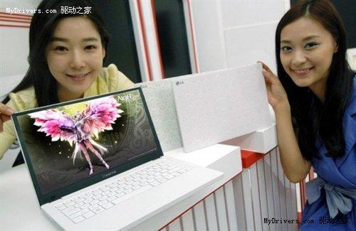 超窄边框 LG宣布12.5寸Core i5超薄本