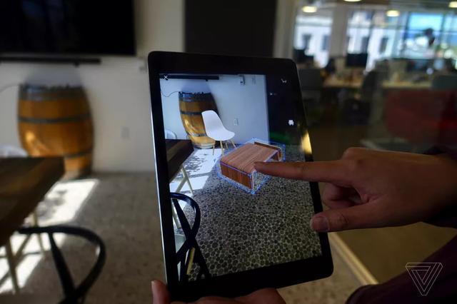 神级预判!买家具可以用AR技术提前放置屋里