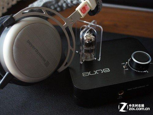 优雅的胆机 aune耳放解码一体机T1评测