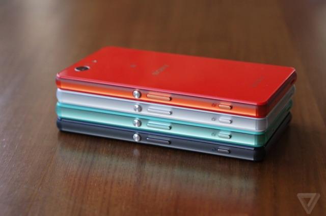 索尼Z3c开始预售  最低约售3466元