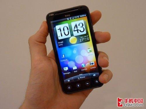 HTC EVO 3D国际版到货 通吃WCDMA网络