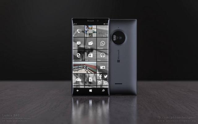 传微软Lumia 940 或IFA发布 国行售2999元