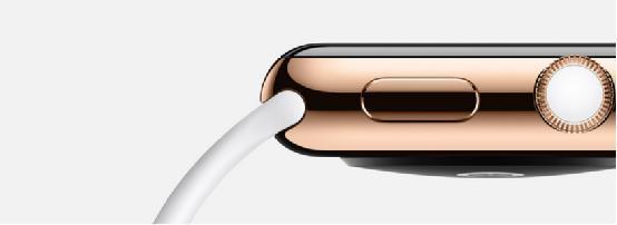 黄金版Apple Watch利润率高达500%