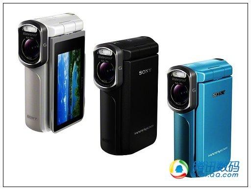 防水防尘防震 索尼推出首款三防摄像机