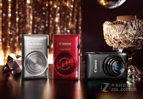 14日相机行情:佳能IXUS220仅售1380元