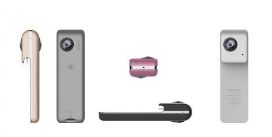 Insta360 Nano能让你用iPhone拍出360度视频