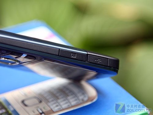 S40带WiFi 诺基亚低端全键盘新机C3评测
