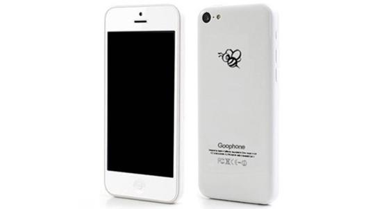山寨iPhone 5C抢先发布 当然它是安卓系统