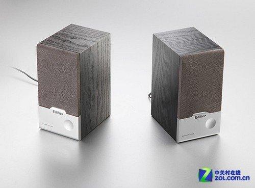 极致简约木质箱体 漫步者r233音箱简评