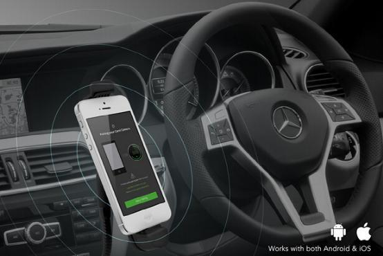 CarVi驾驶助手实用 可分析路况+提前预警危险