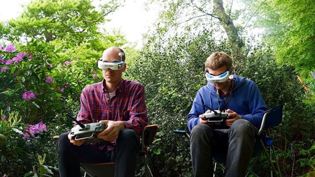 无人机竞速会成为未来的体育运动形式吗?