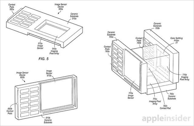 苹果三项专利获批准 iPhone 8才是黑科技