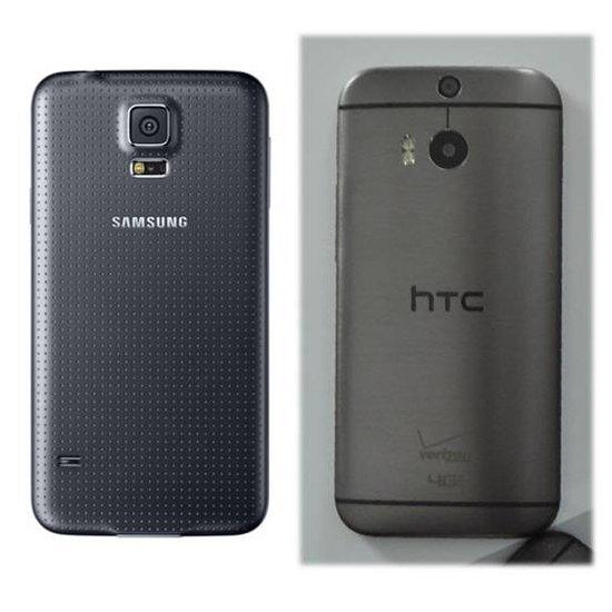 哪个更牛?HTC One M8与三星S5全方位比拼