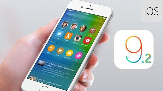 iOS 9.2新功能移动使用者可使用語音信箱