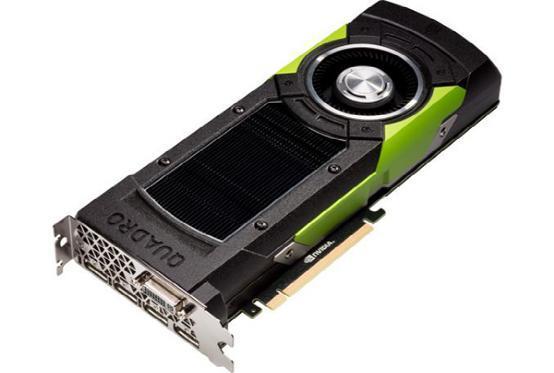 英伟达升级Quadro M6000显卡 显存容量24GB