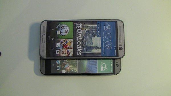 HTC One M9+真机模型曝光  或售4000元左右