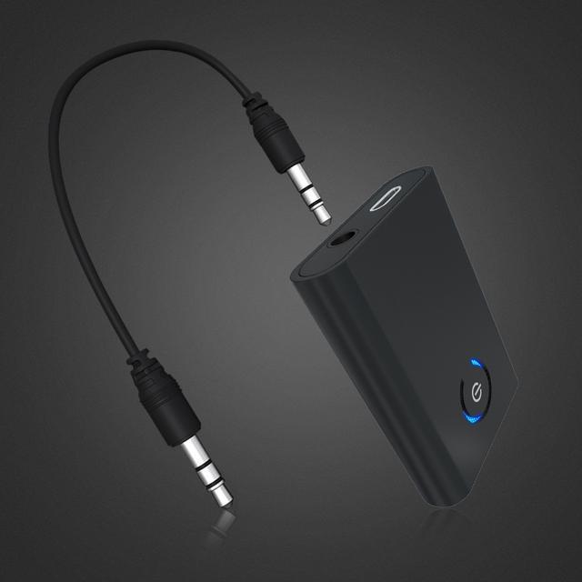 【寒武】乐朗蓝牙音频发射器发布 电视也能无线音乐