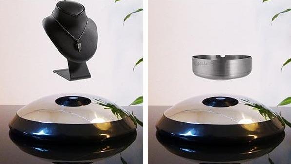 用这些小物件打造一个悬浮智能家居空间吧