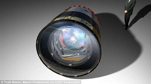 以前的镜头弱爆了 32亿像素镜头问世