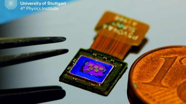 研究者开发出超微型摄像头 可植入大脑