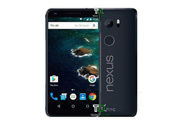 Nexus新机渲染图泄露 谷歌版的HTC 10?