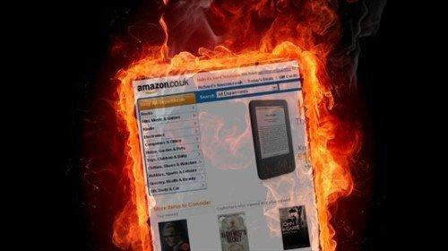 消息称亚马逊2012年发布Kindle Fire2