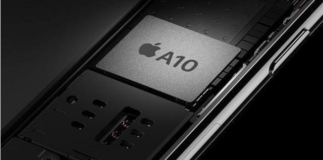 性能爆表!A10芯片比第一代iPhone快120倍