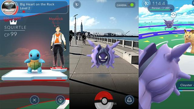 AR游戏神作《Pokemon Go》让任天堂股票大涨