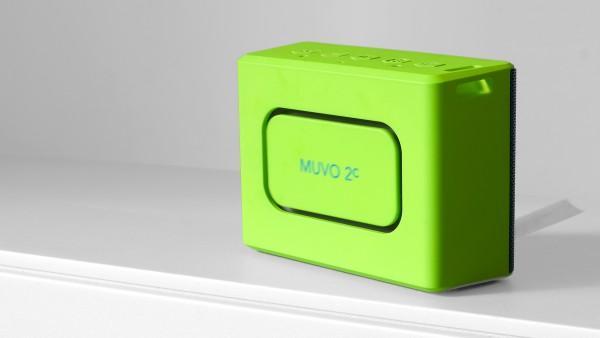 创新Muvo 2c蓝牙扬声器:体形超小但中气十足