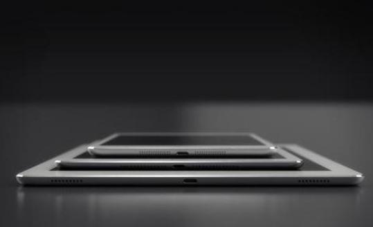 12.9英寸iPad Pro新传闻:手写笔+NFC